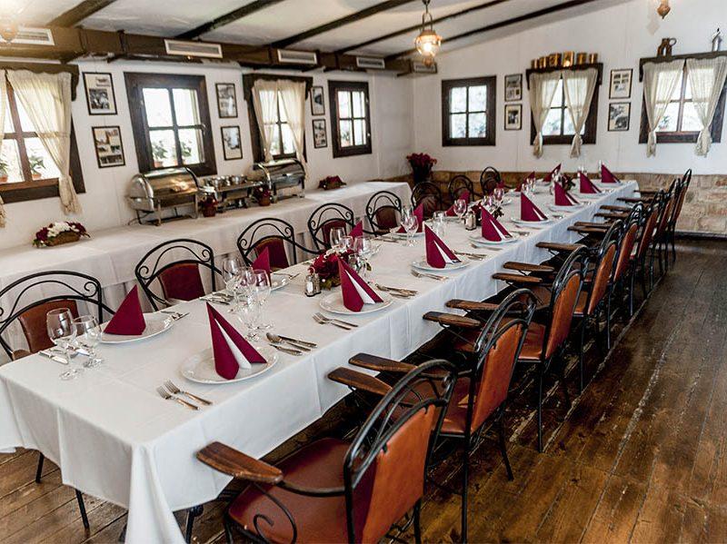 Retro Restaurant